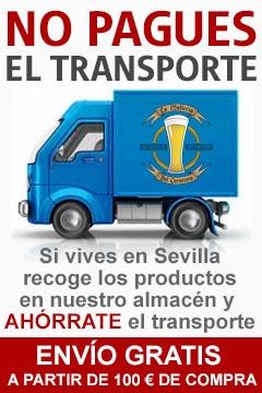 No pagues el transporte